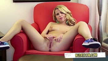 nylon in hot blonde German susi 2
