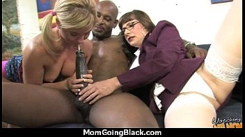 girlfriend joins and mom son Fuck mum on bed
