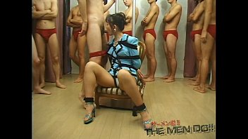 to forced pay debt japanese Sissy mutual masterbation