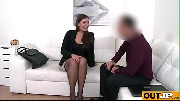 casting gold kattie couch Jessie got her wet pussy a hard pounding