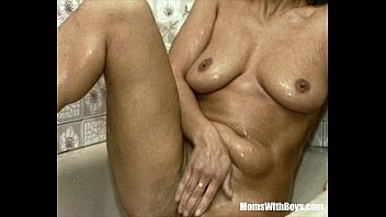 anal mature blonde the with flo horny pumping Mms of sleeping mom boobs indian