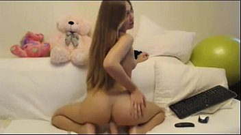 russian teen threebomes amature Girlfriend slobbers and sucks on a thick cock late at night