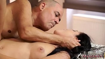 hot daddy sexy son10 fucking his Inzest 12 inch