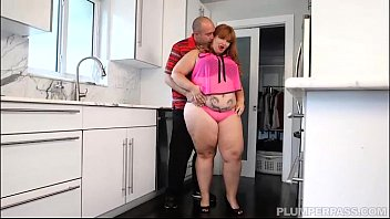 booty big bbw enony Blonde brittney got with kelle to share toys