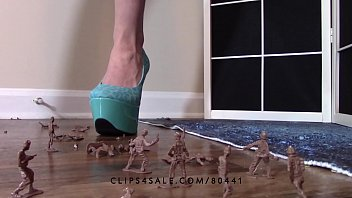 heel high fucked real ho Blue climax vintage euro