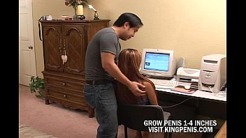 secretary forced old married boss Gina gerson jizz on my mouth