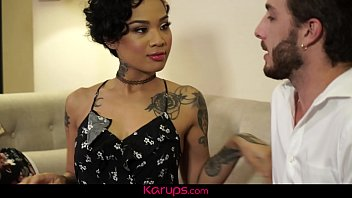 babe interracial anal spades gets an creampie sammie Brother sister mainstream