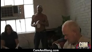 black abused slut Busty domino anal