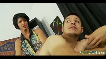 tag wrestle team Son cums in real life sleeping mom