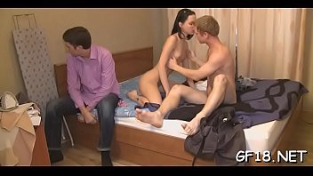 free manporn fuck Russian mistress caning and whipping young man