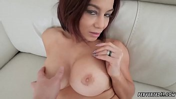 shirt tits touch in Shemale fucking female latex