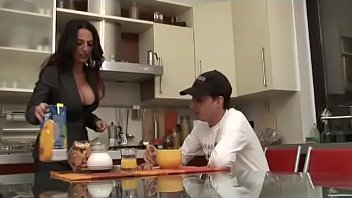 give sex my boy to mom massage Spasmodic orgasm creampie old mature